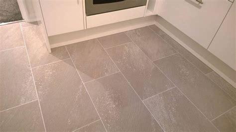 easy to clean bathroom flooring
