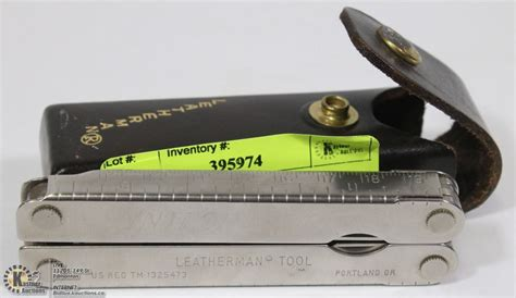 original multi tool original leatherman multi tool with leather