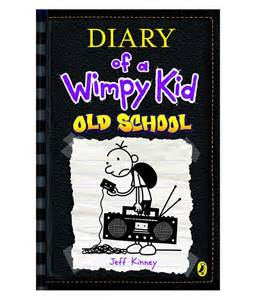 Diary Of A Wimpy Kid Book 10 Old School Paperback Kid Diary Wimpy