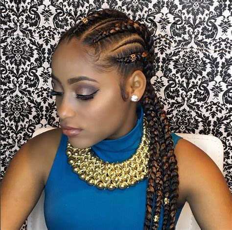 goddess cornrows 22 next level goddess braids to inspire your look