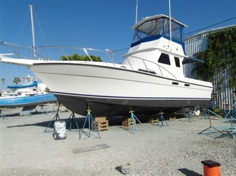 used sport fishing boats for sale florida 1995 bertram sport fisherman powerboat for sale in florida