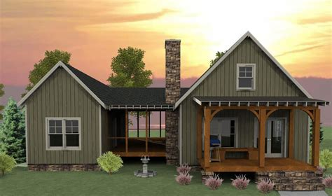 dogtrot house plans 3 bedroom dog trot house plan 92318mx cottage