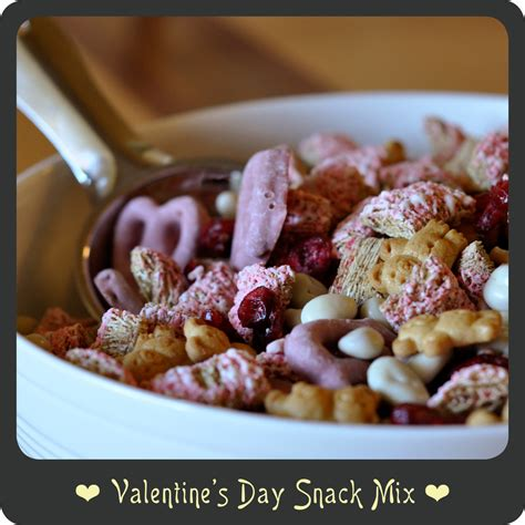 valentines day snacks recipe valentine s day snack mix di cucina