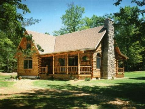 Log Cabin Home by Small Log Home House Plans Small Log Cabin Living Country