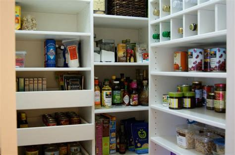 Melamine Pantry by Custom Kitchenettes Pantries By Valet Custom Cabinets