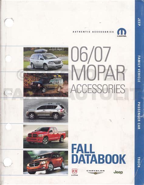 vehicle repair manual 2007 dodge magnum user handbook 2007 dodge magnum charger chrysler 300 repair shop manual original set
