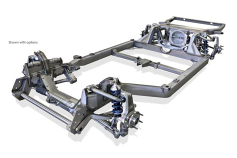 Cadillac On Corvette Chassis by 1968 82 Corvette Chassis Roadster Shop Roadster Shop