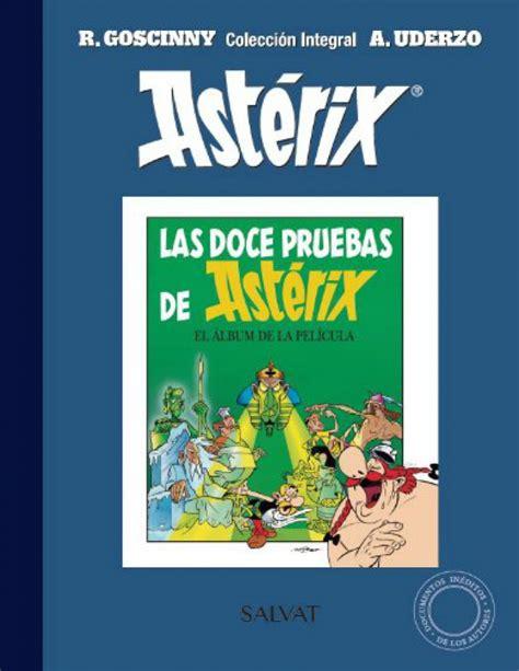 libro asterix 37 astrix en asterix 2016 salvat integral 37 ficha de n 250 mero en tebeosfera