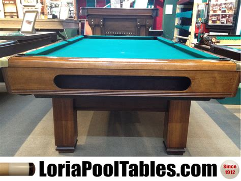 brunswick hawthorn pool table sold pre owned 8ft brunswick hawthorn pool table loria
