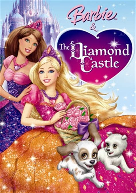 film barbie diamond castle entertainment tonight barbie and the diamond castle 2008