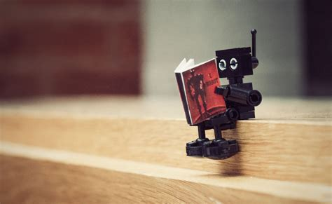robot reading robot reading how to master your attention and focus your reading speed remember more learn faster and get more done in less time books storytelling stuck in plastic