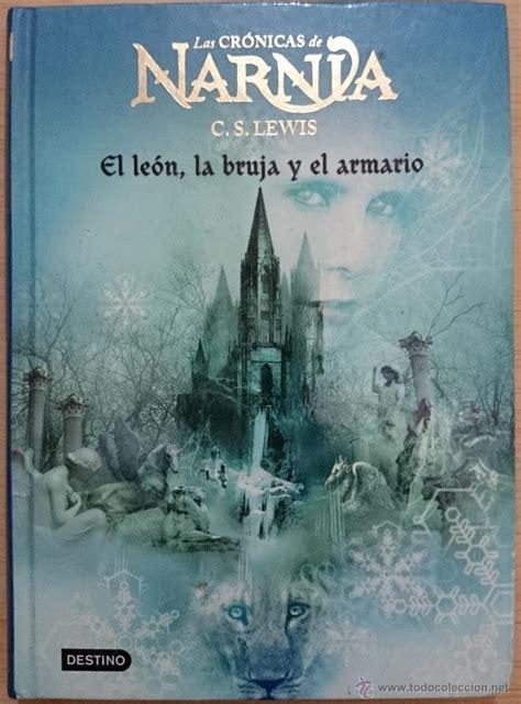las cr 243 nicas de narnia c s lewis el le 243 n comprar libros de cuentos en todocoleccion