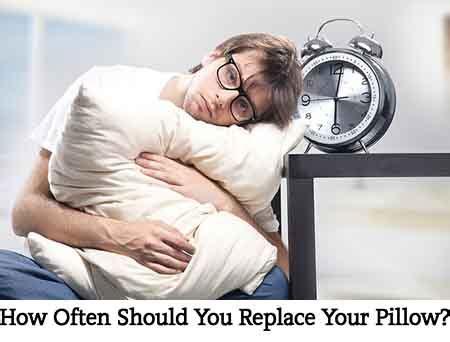 how often should you replace your pillow lil moo creations
