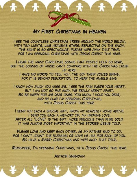 new year quotes for lost loved ones my in heaven a phenomenal poem for those