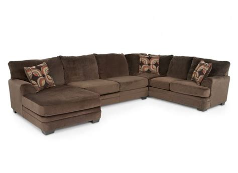Bobs Furniture Sectionals by Charisma 3 Right Arm Facing Sectional Bobs