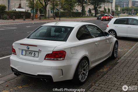 bmw 1 series m coupe bmw 1 series m coup 233 21 october 2016 autogespot