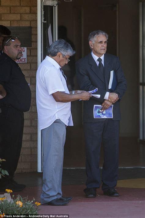 hundreds gather in kalgoorlie for funeral of aboriginal