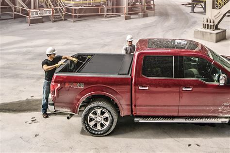 roll lock bed cover 2017 2018 f250 f350 roll n lock tonneau cover long bed