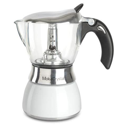Bialetti Class 4 Cups bialetti moka espresso maker white 4 cup
