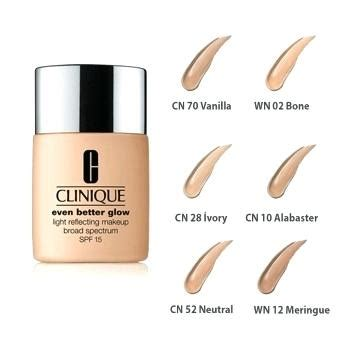 Clinique Even Better Makeup And Correct Foundation clinique even better glow foundation spf 15 1oz alabaster