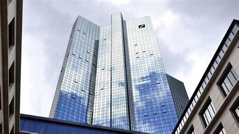warum deutsche bank die leerverk 228 ufer lecken blut warum die deutsche bank