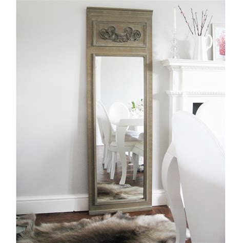 long mirrors for bedroom full length mirror french dressing mirrors french