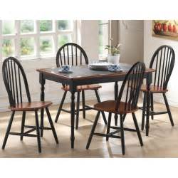 Cheap Dining Room Table Sets Farmhouse 5 Piece Tile Top Rectangular Dining Set Cheap