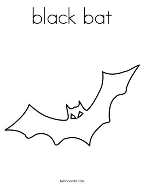 printable halloween coloring pages bats black bat coloring page twisty noodle