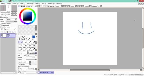 paint tool sai version free no trial paint tool sai free version 2 thatssoft