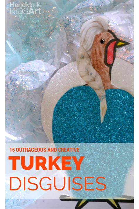 disguise a turkey project template 15 outrageous and clever ways to disguise a turkey