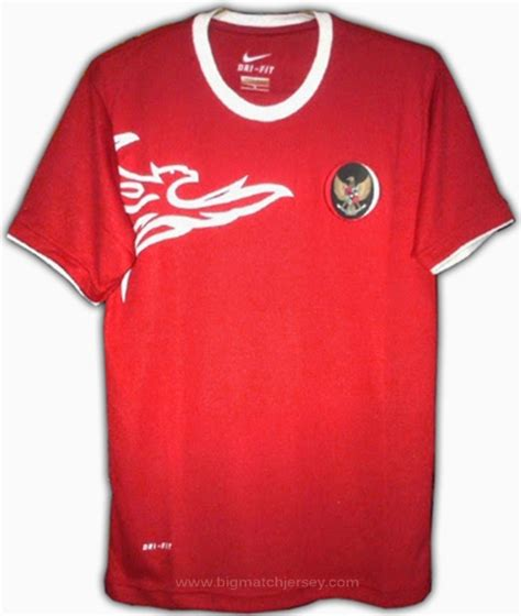 Logo Garuda Bordir Jersey Timnas Indonesia Home 2016 jersey timnas indonesia u19 home 2014 2015 big match