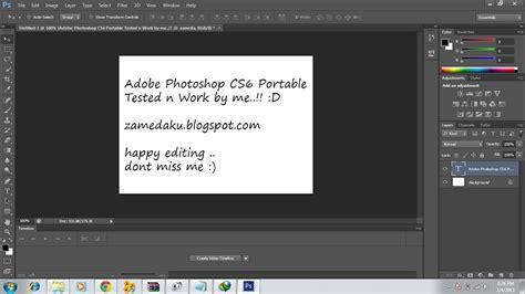 cara full version photoshop cs6 belajar servis komputer panduan teknisi komputer
