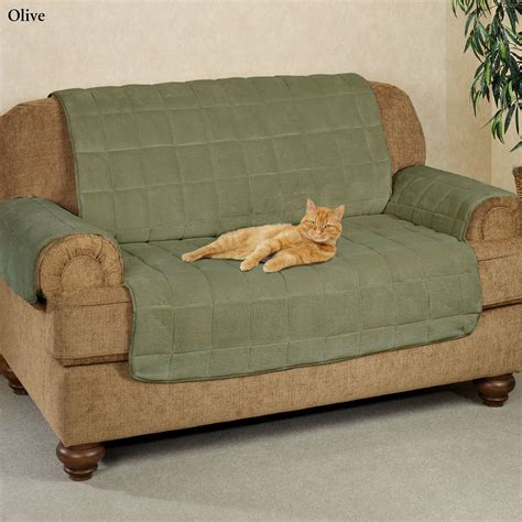 sectional sofa pet covers microplush pet furniture covers with longer back flap