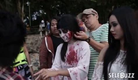 film hantu selfie foto foto behind the scene ini akan menghilangkan fobiamu