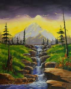 Landscape Pictures For Acrylic Painting 43 Best Images About Bob Ross On Seasons Home