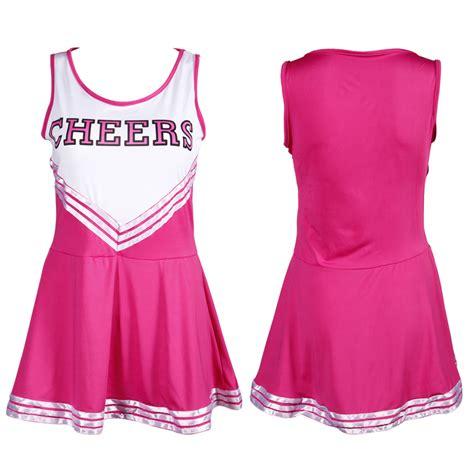 glee clothes costume school cheerleading