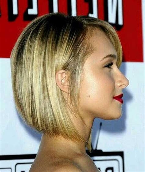 side pictures of bob haircuts 15 best hayden panettiere bob haircuts short hairstyles