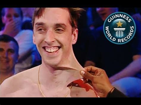 genesis world book of records stretchiest skin in the world guinness world records