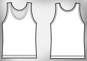 top templates tank top t shirt template free t shirt