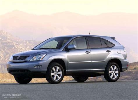 lexus rx 350 2004 lexus rx specs 2004 2005 2006 2007 2008 autoevolution