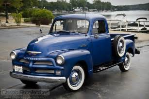 feature 1954 chevrolet 3100 truck classic