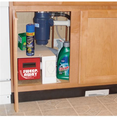 Under Cabinet Vacuum Central Vacuum Systems Cabinet Vac By Sweep Away