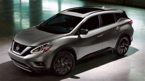 Nissan Leaf Suv 2020 by New Suv 2018 Nissan Murano Platinum Luxury