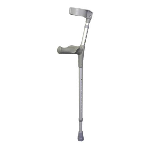 How To Make Crutches Comfortable by Allied Forearm Crutches Comfy Handle Pair