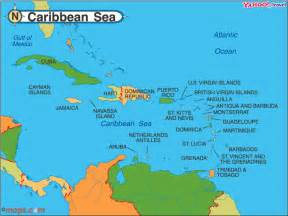 Caribbeans Map by Caribbean Map