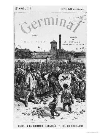 germinal obra de emile zola 1885 para la