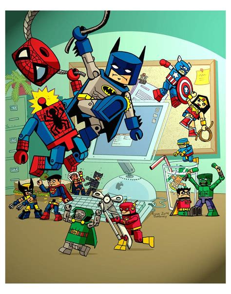 Sale Lego Dc Comics Heroes The Vs The Abilisk 1 roots term 3 roots with nash at endeavour elementary studyblue