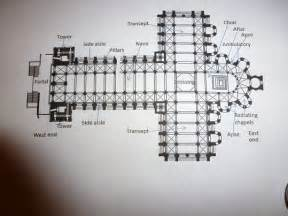 Romanesque Church Floor Plan by Romanesque Architecture Characteristics Spainthenandnow