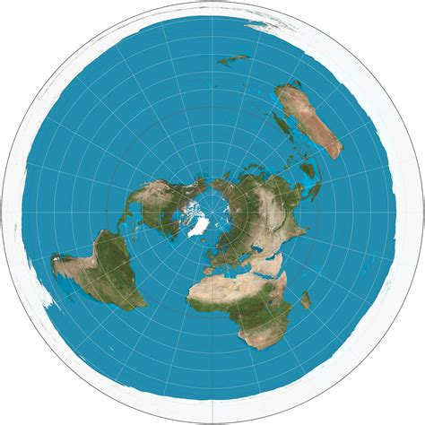 flat globe maps flat earth vs earth the flat earth map