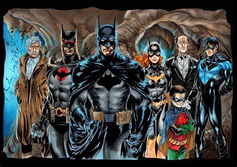 Batman Family the gallery for gt batman family tree wiki